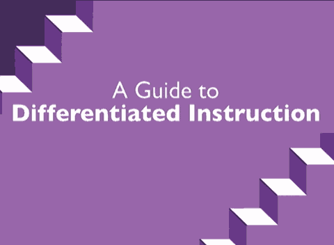 A Guide To Differentiated Instruction